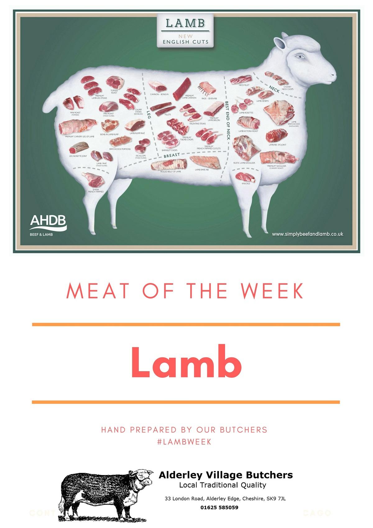 Lamb week